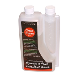 Clear Clean Pro Concentrate wood and laminate floor cleaner