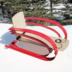 Customized Rudolphe 3000 Sled