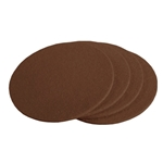 8302 - autumn brown coasters