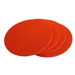 8301 - mango orange coasters